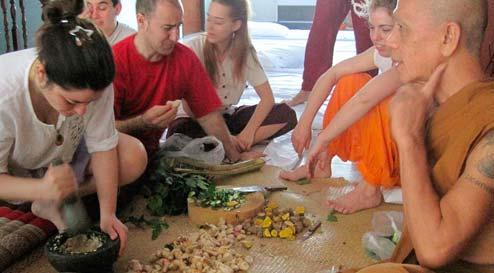 Curso Masaje con Pindas