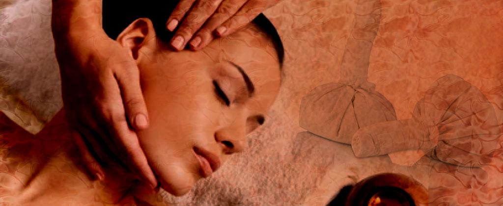 Neck massage mthai